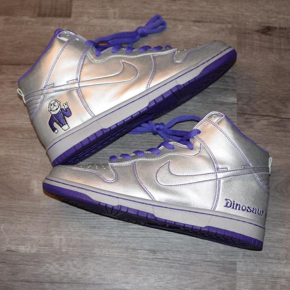 d0d4276c01 Nike Shoes | Sb Dunk High Premium Dinosaur Jr Mens Size 10 | Poshmark